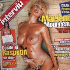 Coleccionismo de Revista Interviú - INTERVIU 1473 MARLENE MOURREAU, PACHYTNH - 43664466
