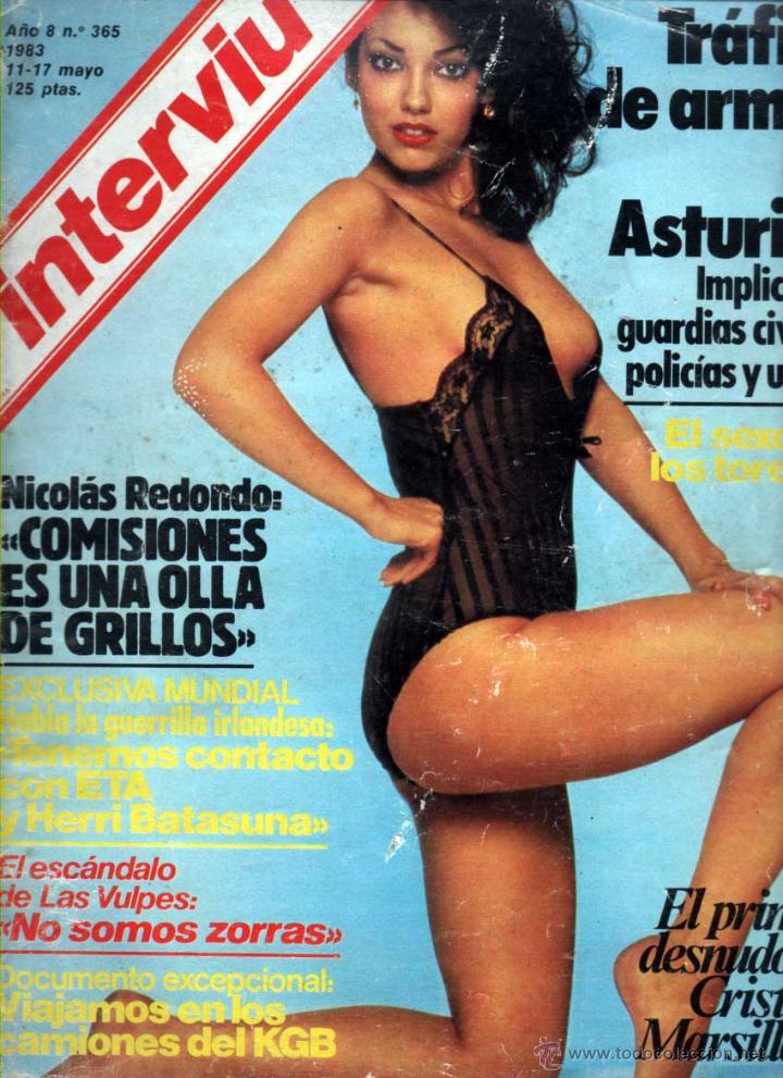 Interviu Nº 365 Cristina Marsillach Kgb Nic Sold Through