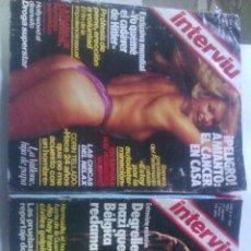 Coleccionismo de Revista Interviú: REVISTA INTERVIU. Lote 45942666
