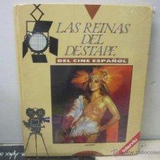 Collectionnisme de Magazine Interviú: REVISTA INTERVIU - LAS REINAS DEL DESTAPE - COMPLETO Y ENCUADERNADO - MUY BUEN ESTADO. Lote 47208864