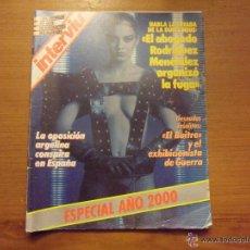 Coleccionismo de Revista Interviú: INTERVIU 554. Lote 48584506