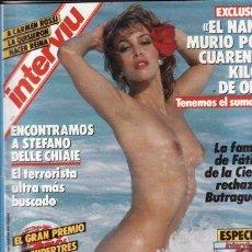 Coleccionismo de Revista Interviú: INTERVIU 534. Lote 48584534