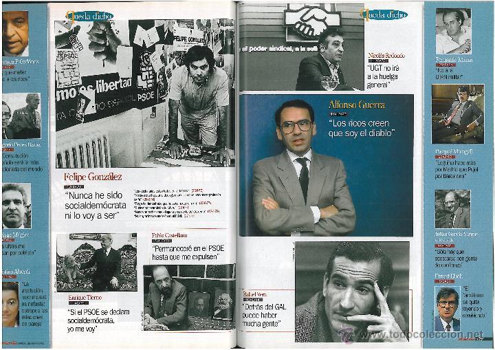 Coleccionismo de Revista Interviú: Interviu especial 25 años - Foto 2 - 48948218
