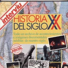 Coleccionismo de Revista Interviú: SUPLEMENTO INTERVIU HISTORIA DEL SIGLO XX. . Lote 49344121
