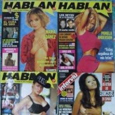 Coleccionismo de Revista Interviú: ''LOS VIGILANTES DE LA PLAYA'' - REVISTAS ''SIETE'' E ''INTERVIÚ'' (1997) - PAMELA ANDERSON. Lote 50113736