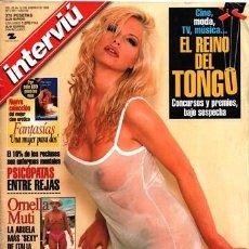 Coleccionismo de Revista Interviú: REVISTA INTERVIU 1999 / ORNELLA MUTI, AMANDA ROBBINS, LAS CHICAS DE LA TRANSICION Y MÁS.... Lote 50789232