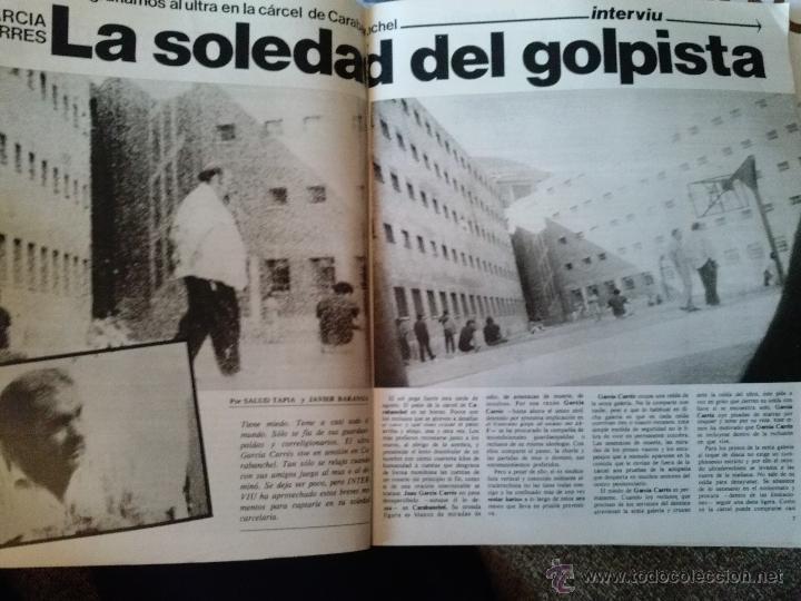 Coleccionismo de Revista Interviú: INTERVIU 1981 LA CHELO DESNUDA BO DEREK DALI - Foto 2 - 52086667
