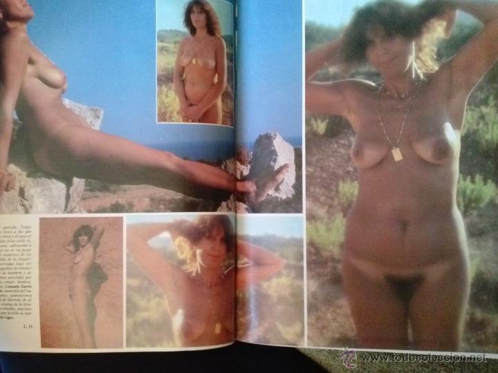 Coleccionismo de Revista Interviú: INTERVIU 1981 LA CHELO DESNUDA BO DEREK DALI - Foto 3 - 52086667