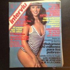 Coleccionismo de Revista Interviú: INTERVIÚ N 203 AÑO 1980. Lote 54095357