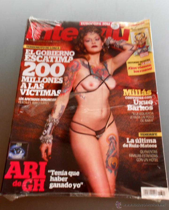 INTERVIU 2012 (Coleccionismo - Revistas y Periódicos Modernos (a partir de 1.940) - Revista Interviú)