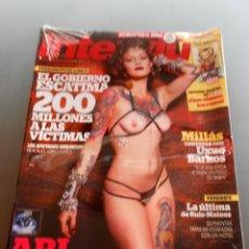 Coleccionismo de Revista Interviú: INTERVIU 2012. Lote 54251967