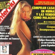 Coleccionismo de Revista Interviú: REVISTA INTERVIU 820 / ENERO 1992/5. Lote 54301092