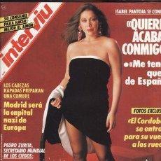 Coleccionismo de Revista Interviú: #ISABEL PANTOJA# PORTADA Y REPORTAJE / REVISTA INTERVIU 811 / NOVIEMBRE 1991 / 33. Lote 101139739