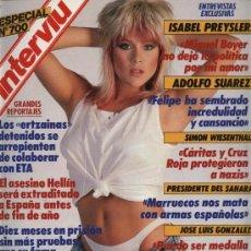 Coleccionismo de Revista Interviú: #SAMANTHA FOX# PORTADA Y REPORTAJE / REVISTA INTERVIU 700 / OCTUBRE 1989 / 60. Lote 101203588