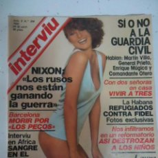 Coleccionismo de Revista Interviú: #LAURA BELLI# PORTADA Y REPORTAJE / REVISTA INTERVIU 206 / ABRIL 1980/9. Lote 54352889
