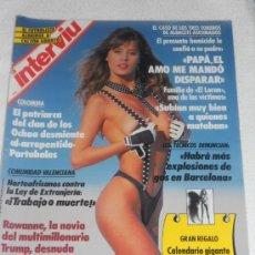 Coleccionismo de Revista Interviú: #ROWANNE# PORTADA Y REPORTAJE / REVISTA INTERVIU 766 / ENERO 1991/6. Lote 54378447