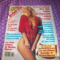Coleccionismo de Revista Interviú: REVISTA NTERVIU 769 / FEBRERO 1991 / 1435. Lote 101203987