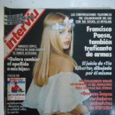 Coleccionismo de Revista Interviú: #CICCIOLINA# PORTADA Y REPORTAJE / REVISTA INTERVIU 739 / JULIO 1990/6. Lote 54428019