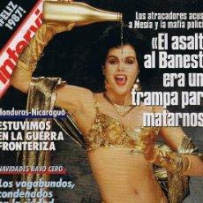 Coleccionismo de Revista Interviú: REVISTA INTERVIU 555 / DICIEMBRE 1987/1. Lote 54557120