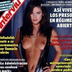 Coleccionismo de Revista Interviú: INTERVIU 876 (FEBRERO 1993) ANNAMARIA - ARIADNA GIL. Lote 54758009