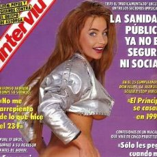 Coleccionismo de Revista Interviú: INTERVIU 874 (FEBRERO 1993) VIDA GARMAN - ALFONSO ARMADA. Lote 54758170