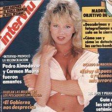Coleccionismo de Revista Interviú: #TRAZY LORDS# PORTADA Y REPOTAJE / REVISTA INTERVIU 723 / MARZO 1990. Lote 55997851