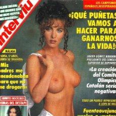 Coleccionismo de Revista Interviú: REVISTA INTERVIU 853 / SEPTIEMBRE 1992 / SHARON STONE, DESNUDA/34. Lote 54905120