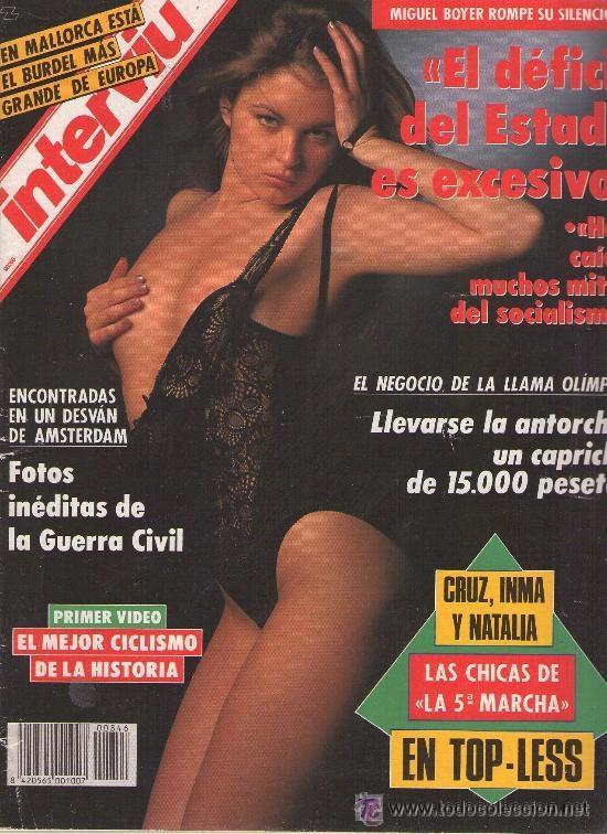 REVISTA INTERVIU 846 / JULIO 1992/33 (Coleccionismo - Revistas y Periódicos Modernos (a partir de 1.940) - Revista Interviú)