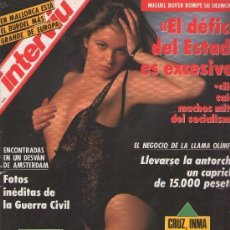Coleccionismo de Revista Interviú: REVISTA INTERVIU 846 / JULIO 1992/33. Lote 54914762
