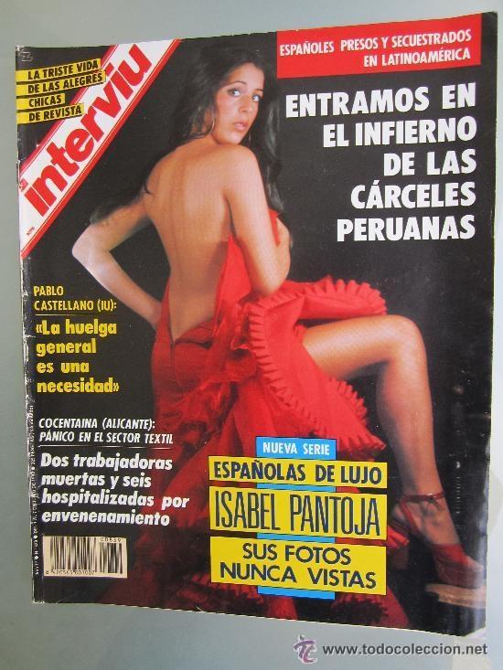 #ISABEL PANTOJA# PORTADA Y REPORTAJE / REVISTA INTERVIU 839 / MAYO 1992/33 (Coleccionismo - Revistas y Periódicos Modernos (a partir de 1.940) - Revista Interviú)