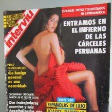 Coleccionismo de Revista Interviú: #ISABEL PANTOJA# PORTADA Y REPORTAJE / REVISTA INTERVIU 839 / MAYO 1992/33. Lote 166872477