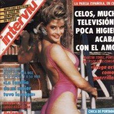 Coleccionismo de Revista Interviú: #BELEN RUEDA# PORTADA Y REPORTAJE / REVISTA INTERVIU 837 / MAYO 1992/1450. Lote 54935971