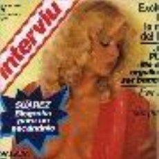 Coleccionismo de Revista Interviú: #EVA LEON# PORTADA Y REPORTAJE / REVISTA INTERVIU 180 / OCTUBRE 1979/60. Lote 55015363
