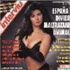 Coleccionismo de Revista Interviú: # GEMMA MAMMA CHICHO# PORTADA Y REPORTAJE / REVISTA INTERVIU 893 / JUNIO 1993 / 49. Lote 101139946