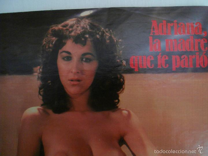 Revista Interviu 1979 Año 4 Nº 156 Adriana V Sold Through Direct