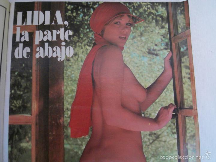 Revista Interviu 1979 Año 4 Nº 168 Carmen Ce Sold Through Direct