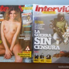 Coleccionismo de Revista Interviú: INTERVIU 2013 + INTERVIU DOCUMENTOS. Lote 55388462