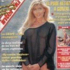 Coleccionismo de Revista Interviú: #MALENA GRACIA# PORTADA Y REPORTAJE / REVISTA INTERVIU 1003 / JULIO 1995 / 1475. Lote 101688172