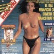 Coleccionismo de Revista Interviú: #VICTORIA LA NOBIA DE ANTONIO FLORES# PORTADA Y REPORTAJE / REVISTA INTERVIU 1009 / AGOSTO 1995/11. Lote 55996447