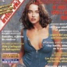 Coleccionismo de Revista Interviú: #BEATRIZ RICO# PORTADA Y REPORTAJE / REVISTA INTERVIU 998 / JUNIO 1995/12. Lote 55997770