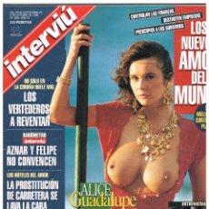 Coleccionismo de Revista Interviú: REVISTA INTERVIU Nº 1066 AÑO SEPTIEMBRE DE 1996. Lote 56637210