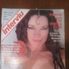 Coleccionismo de Revista Interviú: REVISTA INTERVIU N'96 AÑO 1978 PORTADA CONTRAHECHA ,HECHA Y DERECHA. Lote 56721626
