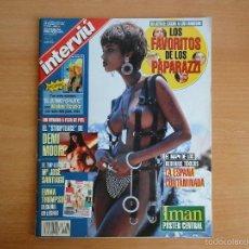 Coleccionismo de Revista Interviú: INTERVIU NUM. 1057. VERANO 1996. IMAN POSTER CENTRAL. . Lote 57361202