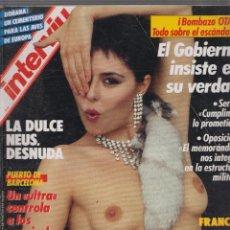 Interviu Nº 544 La Dulce Neus Desnuda El Baño Vendido En Venta