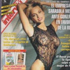 Coleccionismo de Revista Interviú: INTERVIU Nº 1021 AÑO 1995 PAMELA ANDERSON, SANCHO GRACIA, ANA BELEN, SERAFÍN ZUBIRI,. Lote 57381761