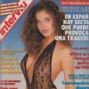 Coleccionismo de Revista Interviú: INTERVIU Nº 887 AÑO 1993 GLORIA TREVI. Lote 57394866