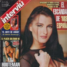 Coleccionismo de Revista Interviú: INTERVIU Nº 1141 / FILI HOUTEMAN , MONICA. Lote 57396030