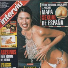 Coleccionismo de Revista Interviú: INTERVIU Nº 1181, LUCIANA GIMENEZ, VANESSA STEVENS. Lote 57396180