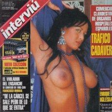 Sammeln von Zeitschriften Interviú - INTERVIU Nº 1173 , WAIDA OSEIN. MILENA MARTELLI. - 57396356