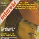 Coleccionismo de Revista Interviú: INTERVIU Nº 17 AÑO 1976 REPORTAJE INTERIOR IBIZA LO ENSEÑA TODO. Lote 57438948
